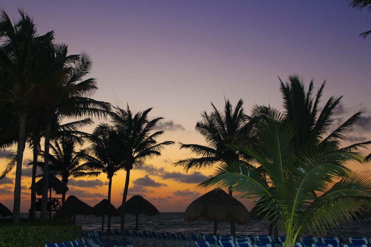Sunrise Mexico