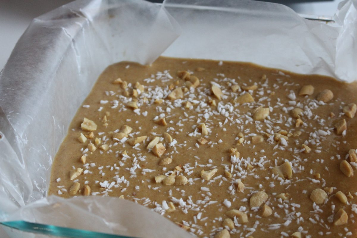 Healthy Peanut Butter Fudge